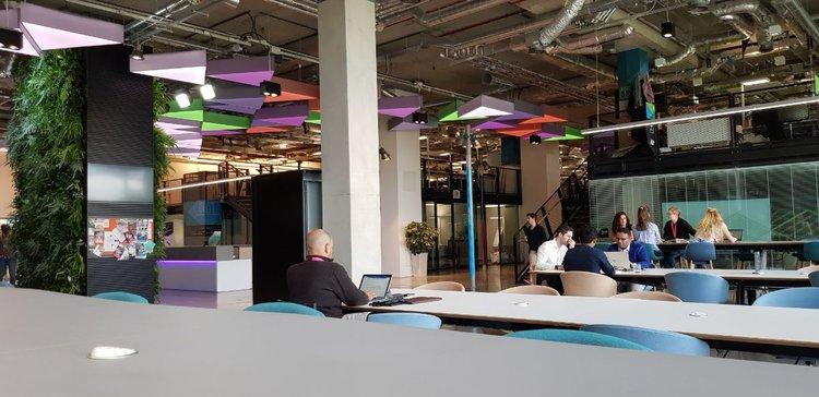 LORCA - biggest cyber accelerator in Europe