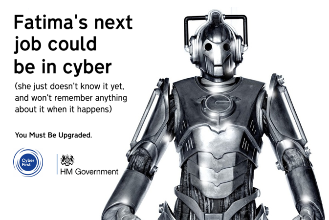 Could Your Next Job be in Cyber?